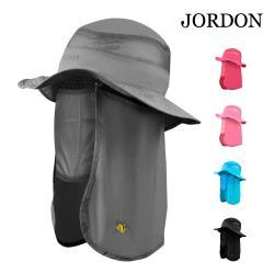 JORDON 全方位透氣防曬圓盤帽 CA004
