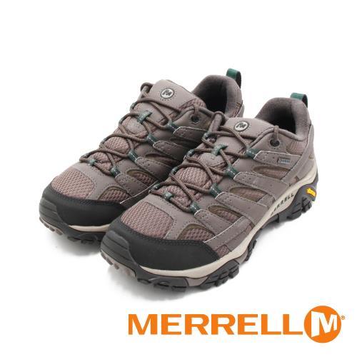 MERRELL(男)GORE-TEX防水郊山健行鞋