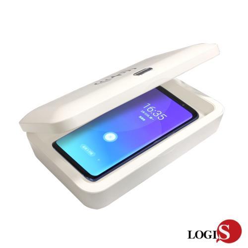 LOGIS-15W紫外線殺菌消毒無線充電盒