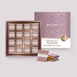 【吉品保健】頂級膠原胜肽巧克力禮盒三盒組(16片/盒x3)