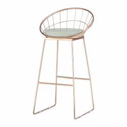 AS-艾莉絲高吧椅-49×46×95.5cm