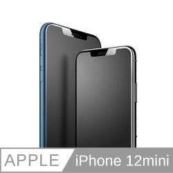 (JIEN HONG)iPhone 12 mini  18D全新升級 抗指紋 霧面 (滿版) 保護貼