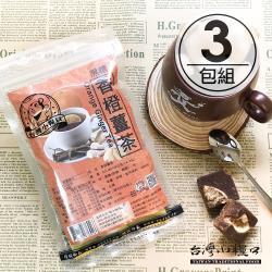 任-【台灣小糧口】茶磚系列 ●黑糖香橙薑茶6入/包(3包組)
