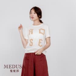 現貨【MEDUSA 曼度莎】ROSE 針織上衣(M-XL)