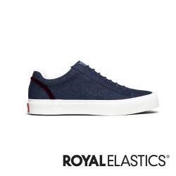 ROYAL ELASTICS Cruiser 深藍日系帆布休閒鞋 (女) 90603-556