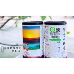 阿里山珠露茶 2021春茶-金萱+烏龍禮盒