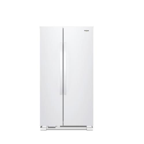 惠而浦640公升對開冰箱8WRS21SNHW/