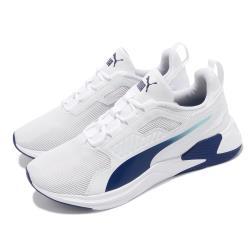 Puma 訓練鞋 Disperse XT 運動 男鞋 健身房 重訓 彎刀 支撐 白 藍 19372813 19372813 [ACS 跨運動]