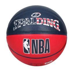 SPALDING NBA #7號合成皮籃球-室內 室外 戶外 運動 7號球 斯伯丁