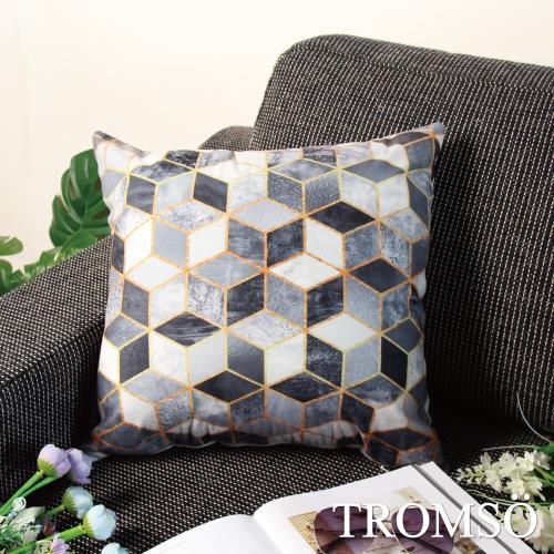 TROMSO風尚北歐抱枕-U246芬蘭積木塊
