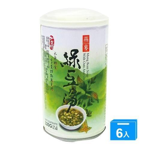 名屋燕麥綠豆湯320G