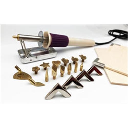 DIY 電燒木頭筆 電烙筆 電燒筆 電燒器 木烙 皮烙 烙畫 烙字 木雕與皮雕專用燒烙筆(含木頭2塊)