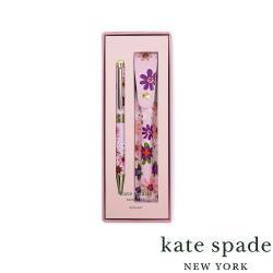 美國 Kate Spade Pacific Petals 落英繽紛 精裝多功能筆(原子筆/觸控筆)