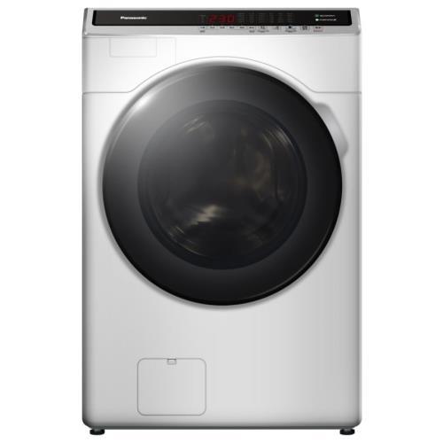 Panasonic國際牌14KG滾筒洗脫烘洗衣機NA-V140HDH-W-庫(Y)