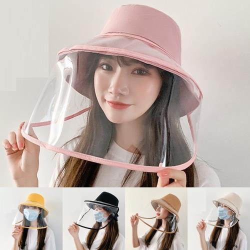 【Emi艾迷】防疫遮陽防護帽