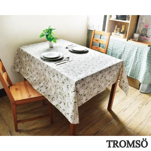 TROMSO風尚亞麻大桌布-北歐蒲公英