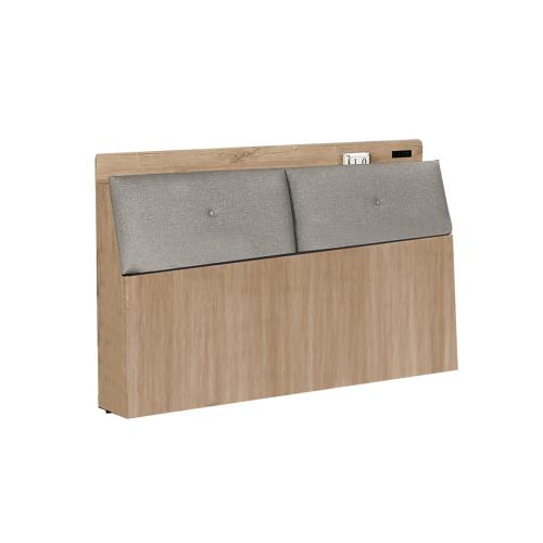 AS-羅斯曼5尺床頭箱-156x30x102cm/