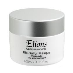【Elions】深層肌淨亮采面膜  100ml ( Bio-Sulfur Mask )
