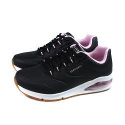 SKECHERS LOS ANGELES 運動鞋 女鞋 黑/粉 155542BLK no366