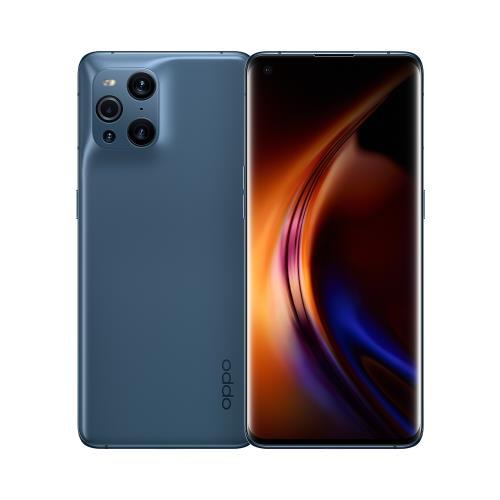 OPPO Find X3 Pro 5G 6.7吋旗艦手機 霧藍 (12G+256G)