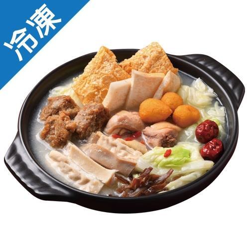 佳佳胡椒豬肚雞1000G/碗【愛買冷凍】/