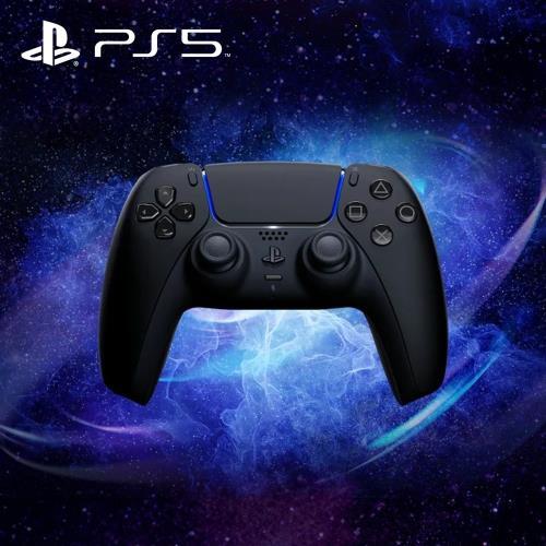 SONY PS5原廠 DualSense 無線控制器-午夜黑 CFI-ZCT1G01