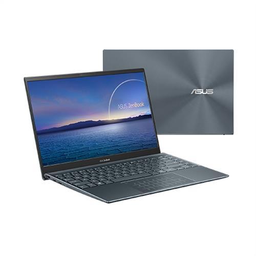 ASUS華碩 ZenBook 14 UM425UA-0032GR75700U 綠松灰 (14吋/R7-5700U/16G/512G PCIe)