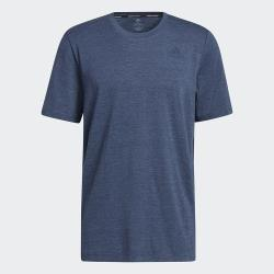 ADIDAS CITY ELEVATED TEE 男裝 短袖 慢跑 訓練 吸濕 排汗 藍【運動世界】GL8934