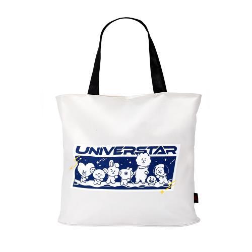東風BT21環保超值組(不鏽鋼餐具組+購物袋)