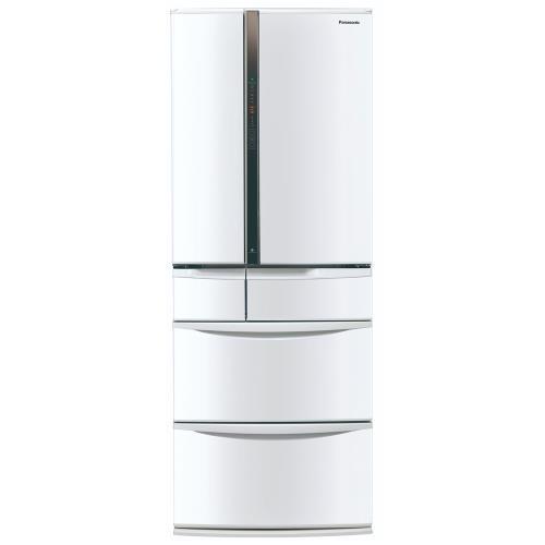 Panasonic國際牌日本製501公升一級能效變頻六門電冰箱(晶鑽白)NR-F507VT-W1-庫(G)