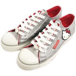 HELLO KITTY凱蒂貓舒適休閒帆布鞋 913001【卡通小物】