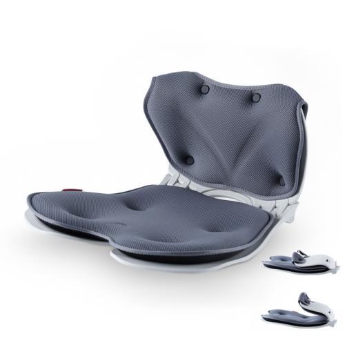 CHECA GOODS 日本推薦 花瓣矯姿坐墊 美臀坐墊 美尻 坐姿矯正 透氣坐墊 防駝背 折疊收納