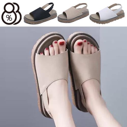 【88%】3cm涼鞋
