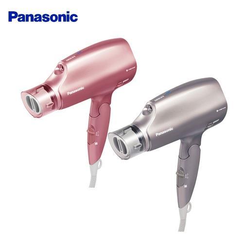 獨家組合↘Panasonic國際牌 奈米水離子吹風機-兩色選(EH-NA32 )+KINYO 14吋USB行動充電DC靜音風扇(DCF-1496)