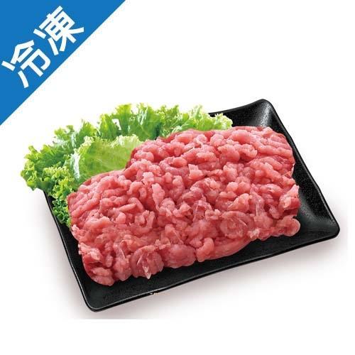 台灣豬絞肉500G/盒【愛買冷凍】/