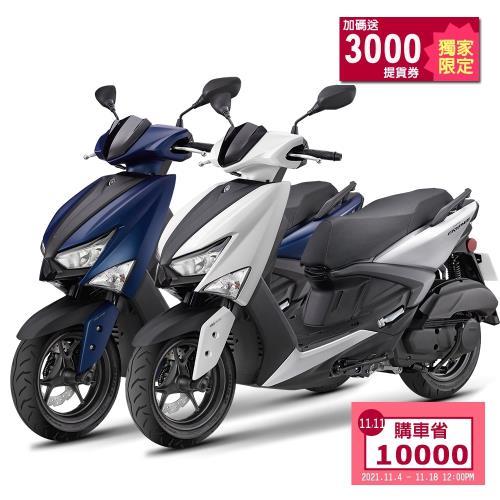 YAMAHA 山葉機車 GRYPHUS 新勁戰125 雙碟 ABS版-精選品-2020新車