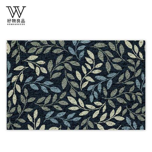 好物良品-40x60cm_星空森林-可剪裁玄關刮泥地墊(獨家設計) 刮泥墊 門墊 地毯