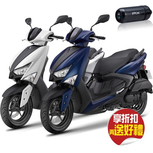 YAMAHA 山葉機車 GRYPHUS 新勁戰125 雙碟 ABS版-2020新車贈品-PX(精選品)