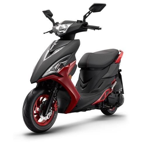 KYMCO光陽 VJR 125 雙碟版 六期 2021新車-24期