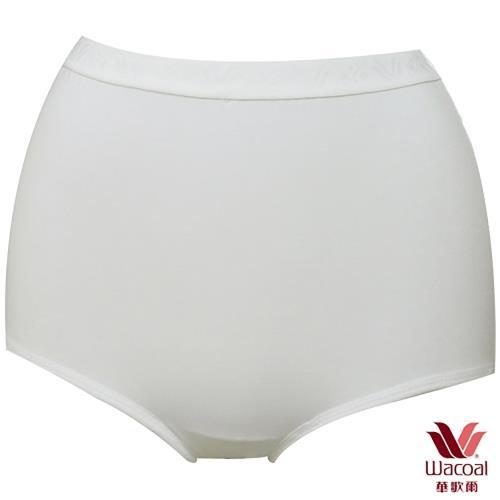 【華歌爾】新伴蒂-S型 高腰 M-3L 機能內褲盒裝6件組(純淨白)