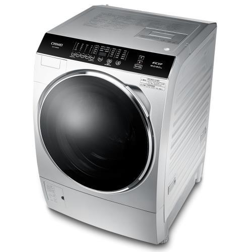 CHIMEI奇美 16KG 滾筒式變頻洗脫烘衣機 WS-P168WD