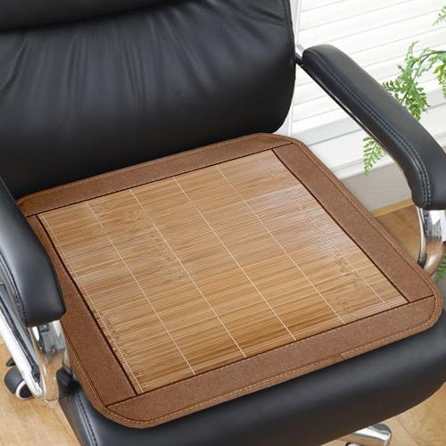 【BonBon naturel】涼夏天然竹蓆沙發墊 / 單人坐墊 (二入)