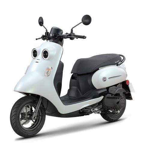 YAMAHA 山葉機車 Vinoora 125 碟煞 幻白特式-2021新車