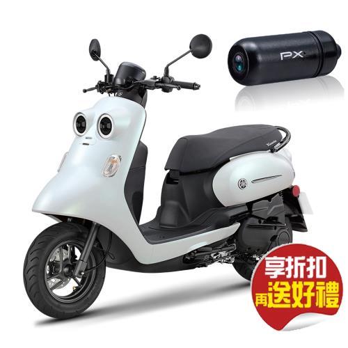YAMAHA 山葉機車 Vinoora 125 碟煞-幻白特式-2021新車贈品-PX