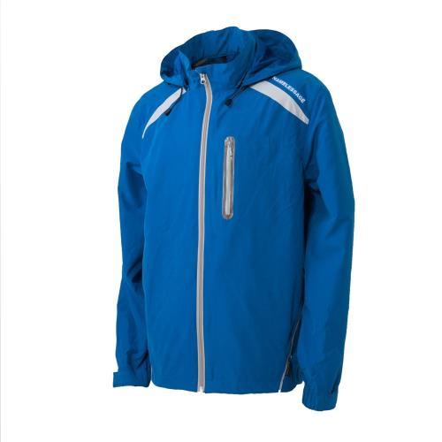 日本namelessage無名世代男款抗UV休閒薄夾克外套(藍/碳黑)_41M06
