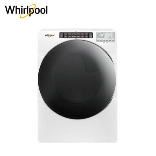 【Whirlpool 惠而浦】16KG瓦斯型滾筒式乾衣機 8TWGD6622HW