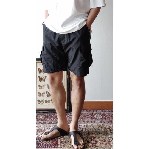【愛戀花草】極輕休閒短褲(黑色)