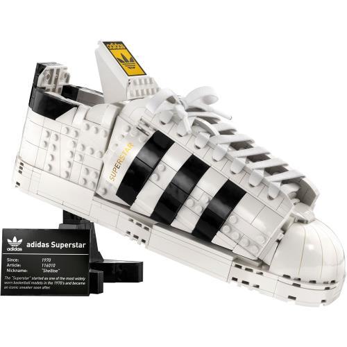 LEGO樂高積木 10282 202109 創意大師 Creator 系列 - Adidas Originals Superstar