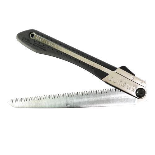 日本製Silky橡膠握把COMBOY大型鋸子270mm鋸子294-27(6枚目/30mm荒目淬火韌性鋼;可收折)大鋸子適裁切割鋸木材修剪果樹