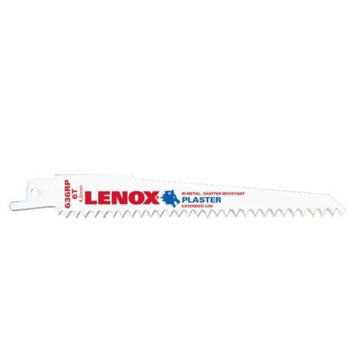 (5片裝)美國 LENOX 狼牌 636RP 6軍刀鋸片 齒數 6T 木材 石膏板